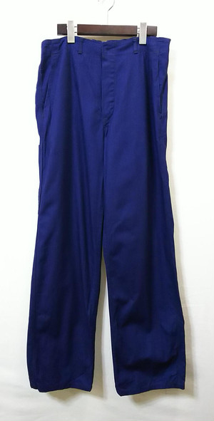 DeadStock 1970'S French Work Pants