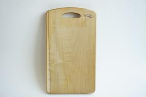 朴(ほお)の木のまな板