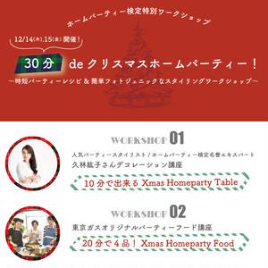 (一般の方)12/14-15 スペシャルワークショップ価格6,500円