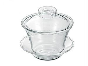 ガラス蓋椀
