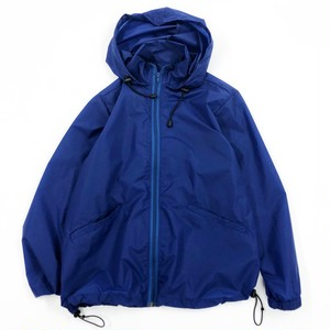 PACKABLE JACKET/BLUE