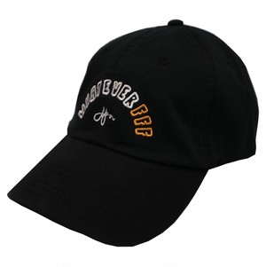F.F.F. -whatever FFFJPN- Low Cap[BLACK/ORANGE]