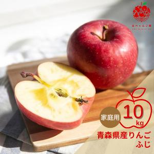 青森県産りんご ふじ 10kg(家庭用)