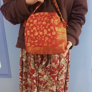 インド サリー red bag ❁⃘