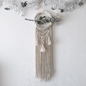 Dreamcatcher - dryflower × tassel -
