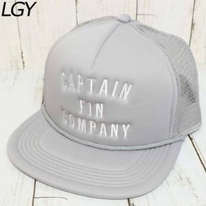 CAPTAIN FIN キャプテンフィン College Foam Trucker Hat メッシュキャップ CFA5521603