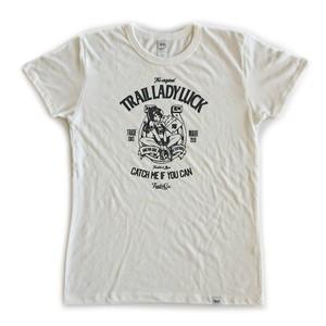 【在庫限りで販売終了】Tri Brend T-Shirt / TLL / White