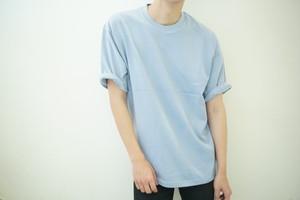 Pastel Colour T-shirt (Blue)
