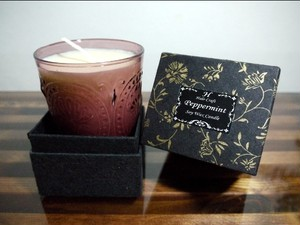 Fragrance Candle「Emblem」