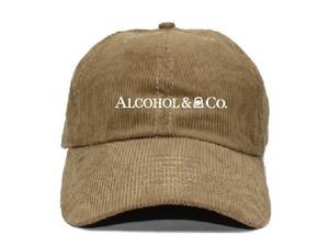 ALCOHOL & 歩Co. Baseball Cap