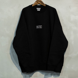 "Warp Design Works Logo sweater ""Manu"""