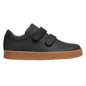 AREth velcro Black Nubuck