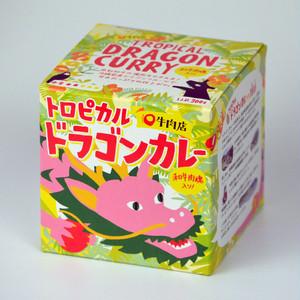 【送料込み】鳥取和牛ドラゴンカレー 2個セット(鳥取和牛ドラゴンカレー300g×2個)
