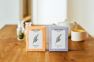 soar tea set