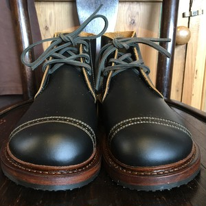 "Red Wing x Nigel Cabourn ""MUNSON B-5 CHUKKA(Black)"""
