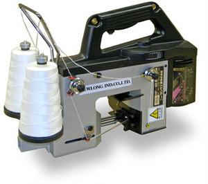 [再生] NEWLONG ポータブル袋口縫ミシン NP-8B