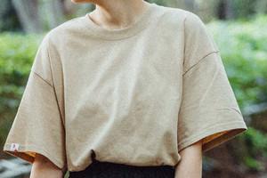 半袖カップルソーデ -彼女- ベージュ