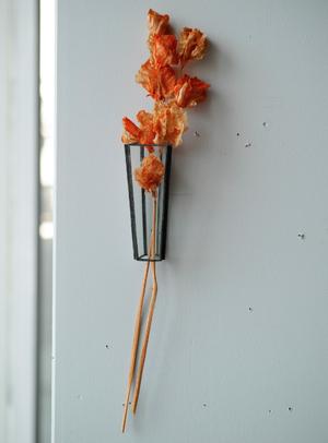 植物器:trapezium vase〚スイートピー〛