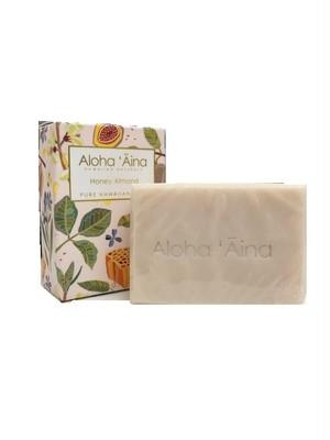 Maui Soap Company Alohaaina Bodysoap Honeyalmond