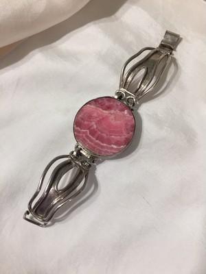 【サイズ小】Vintage 925 silver bracelet ( ヴィンテージ  シルバー ブレスレット )