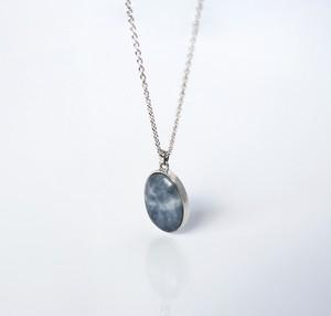 HISUI 'EN'  / Necklace (Grey)