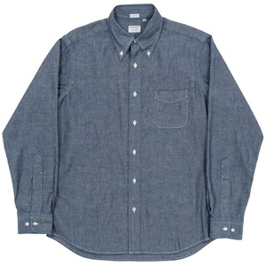 Modified BD Blue Chambray 15size