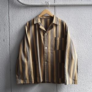 Grunge! Vintage Striped Pajama ビンテージ ストライプ パジャマシャツ NIRVANA グランジ