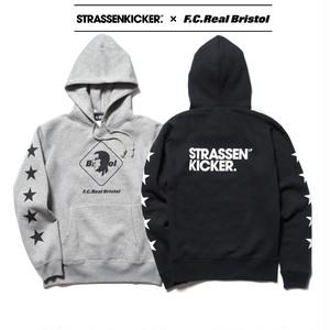 【50枚限定商品】STRASSENKICKER/F.C.R.B. PULL OVER PARKA