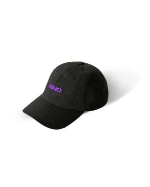 XENO BASIC LOGO CAP BlackPurple
