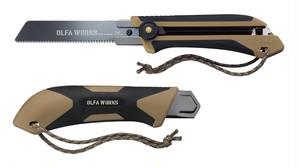 オルファワークス / 替刃式フィールドノコギリ  FS1 (ノコギリ刃)