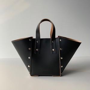 Hender Scheme assemble hand bag wide S black