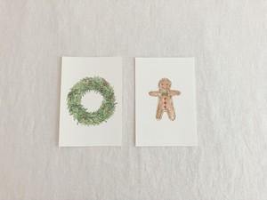 miyagi natsuki wreath / ginger