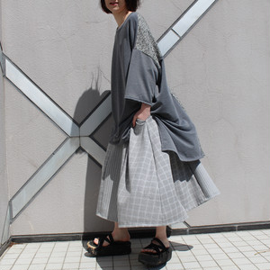 Hakama-Pants (grey)
