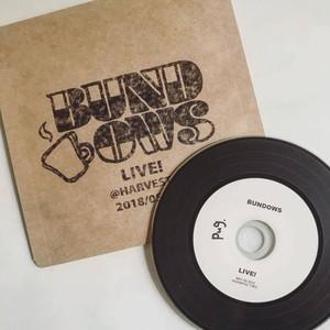 ブンドウズライブ2018.05.26 - CD