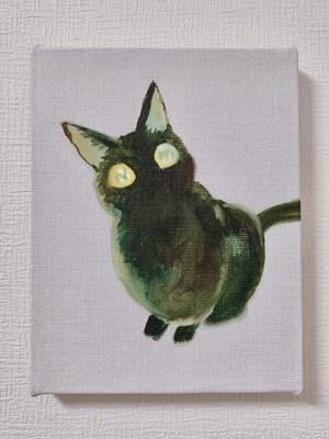 黒猫/畑温子