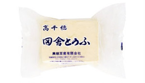 興梠 田舎豆腐 500g