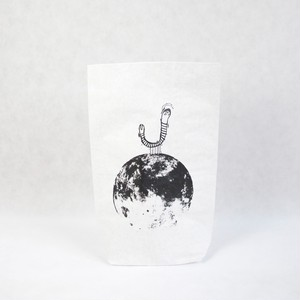 Earwigs planet - Paper bag 53cm