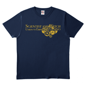 【Tシャツ】Scientist And Witch Tシャツ【送料別】