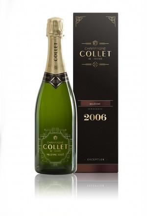 [MILLESIME] Champagne COLLET シャンパーニュ コレ ミレジメ2006 正規品