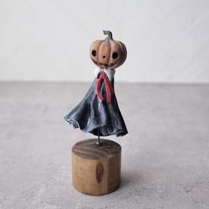 ジャックオーランタン - 塑像