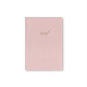 【ピンク】先行予約 SELF CREATE DIARY 2018
