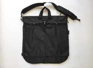 "bagjack""3way helmer bag black"""