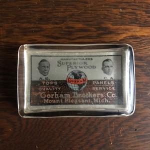 Vintage Paperweight 7