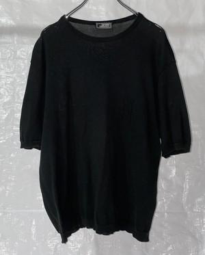 1990s GIANNI VERSACE CROPPED SWEATER