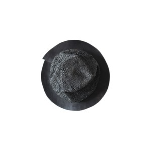 Non Title Tokyo別注 【Your Hat Number】No.488  Leather Brim Straw Hat