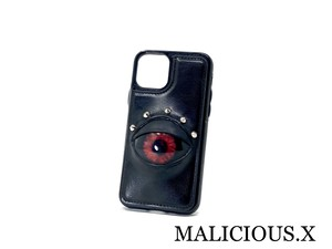 devil eye iPhone 11 Pro & Card case / red