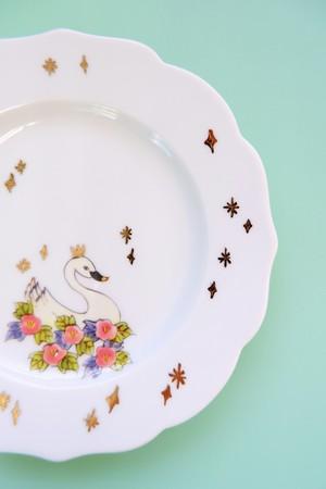 hakucho tiara / plate(15cm)