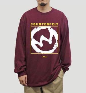 "L/S Tee / ""Counterfeit"""