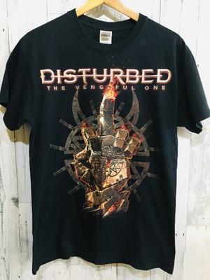 disturbed ディスターブド 2016ワールドツアーTシャツ メタル ロックバンド