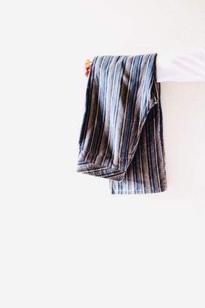 Vintage multi stripe corduroy pants